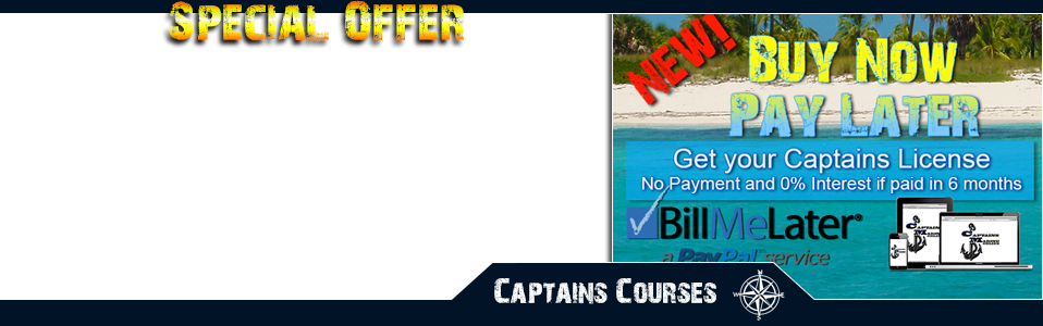 maritime captains license training courses online