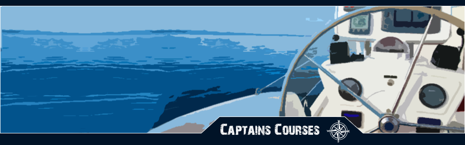 USCG sea captains license school online classes