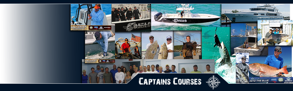 charter boat captains license school